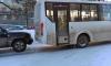 В Петербурге на Замшиной улице случилисьсразу три аварии