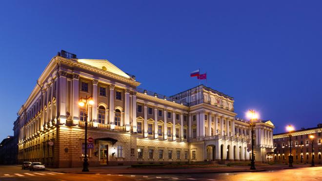 В ПетербургеУФАС приостановило конкурс на реставрацию фасадов Мариинского дворца