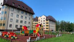 В декабре в Петербурге введено 1,157 млн квадратных метров жилья