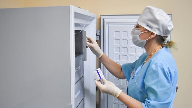 В России за сутки коронавирусом заболело 22 тысячи 857 человек