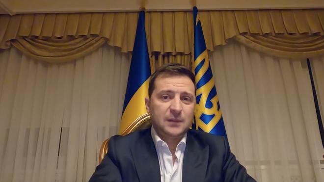 Глава ДНР назвал нелепым заявление Зеленского о вступлении Украины в НАТО