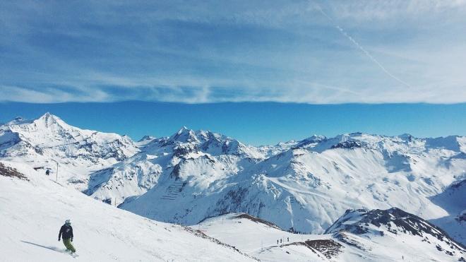Причиной гибели сноубордиста в Хибинах могла стать плохая погода