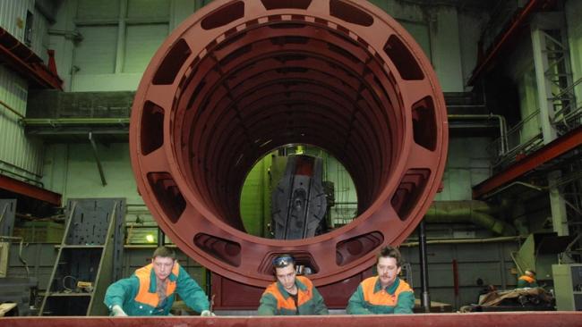"""Siemens и """"Силовые машины"""" окончательно договорились вместе выпускать газовые турбины"""