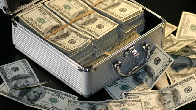 В Ленобласти из частного дома похитили 2 млн. рублей
