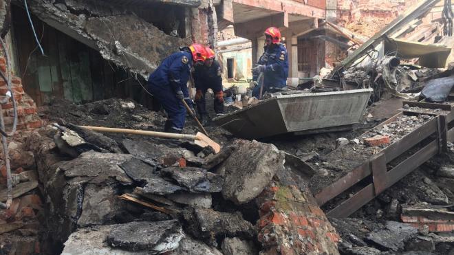 В Ивановской области при обрушении перехода на предприятии погиб рабочий