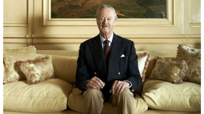 Двоюродный брат Черчилля скончался на 89-м году жизни