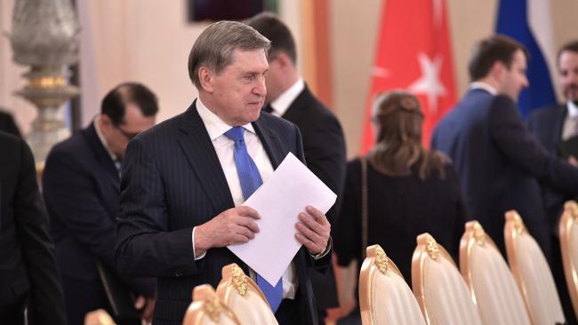 Ушаков высказался о возможности ответных санкций против США