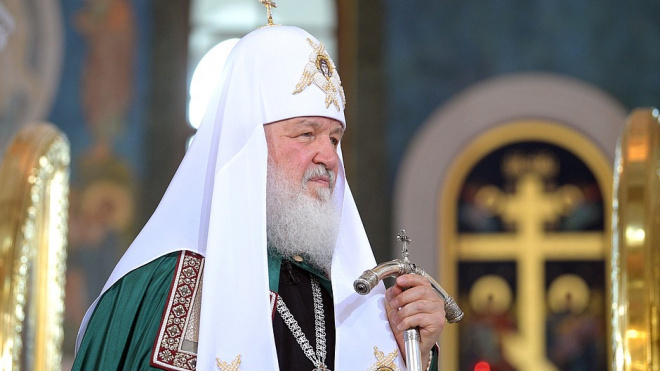 Патриарх Кирилл приравнял либерализм к греховной идее