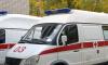 На Малоохтинском сбили мотоциклиста