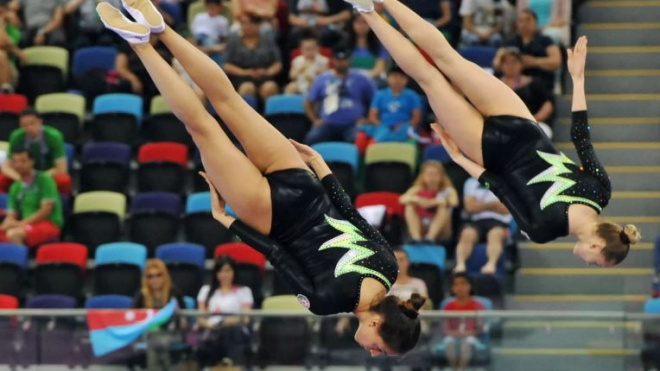 Путин пожелал успехов участникам чемпионата мира по прыжкам на батуте