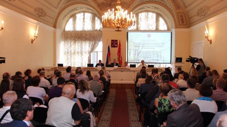 В Жилищном комитете прошла встреча с участием членов Ассоциации ЖСК, ЖКС и ТСЖ Петербурга