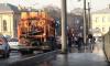 В Петербурге мойщику дорог прыснули в глаза из баллончика за неаккуратную работу