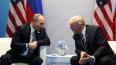 """Трамп о встрече с Путиным: """"мы поладили, что сильно ..."""