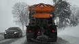 1200 дворников вышли на уборку снега в Петербурге