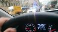 На Невском проспекте почтовый автомобиль врезался ...