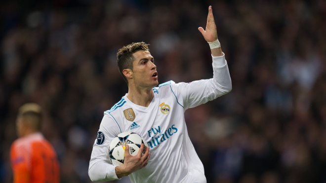 """""""Реал"""" не собирается возвращать Криштиану Роналду"""