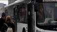 В новогодние праздники автобусы до Пулково перевезли ...