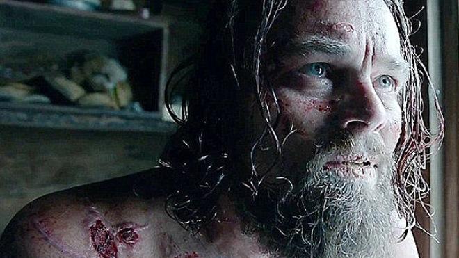 """""""Выживший"""": фильм оказался в Сети до выхода в прокат, Ди Каприо рассказал о сцене с """"изнасилованием"""" медведем"""