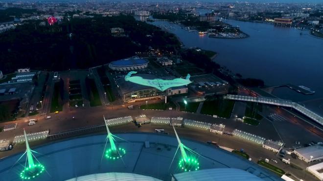 В Петербурге раскупили все билеты на матч Россия-Бельгия