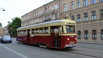 В Петербурге создадут новый маршрут, по которому пустят ретротрамвай
