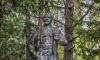В Красном Селе вандалы залили памятник Ленину красной краской