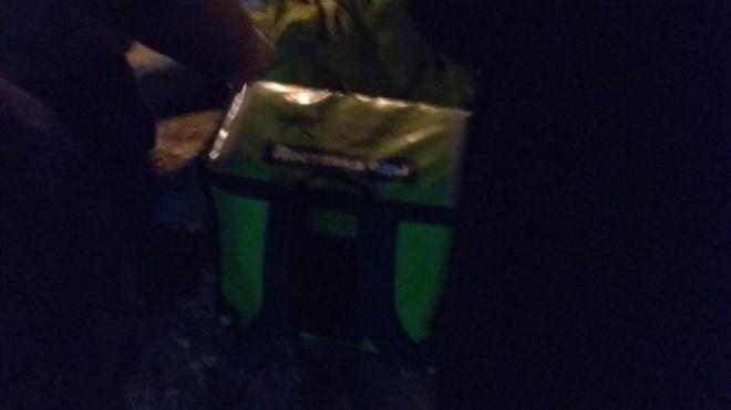 В Купчино зарезали доставщика еды из Delivery Club