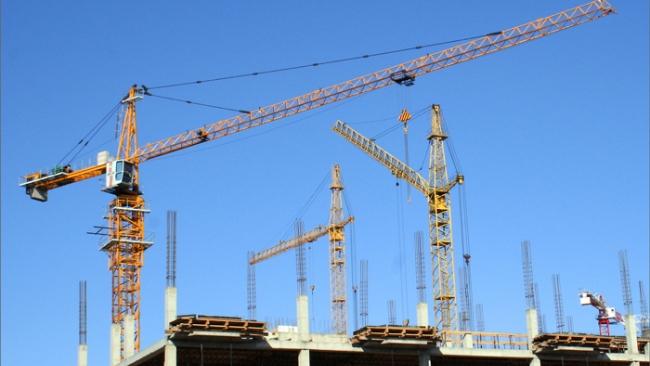 Объем ввода жилья в Петербурге за 2013 год увеличился на 36%
