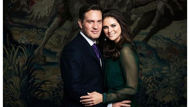 Шведская принцесса выйдет замуж за банкира