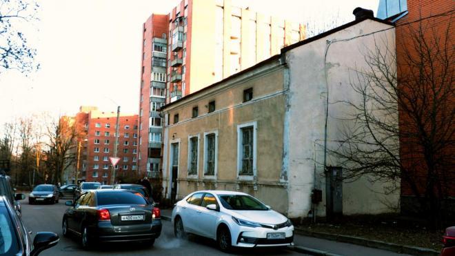 Выборгский театр «Святая крепость» получил помещение для административных нужд