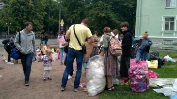 В Петербурге снова проведут акцию «РазДельный Сбор»