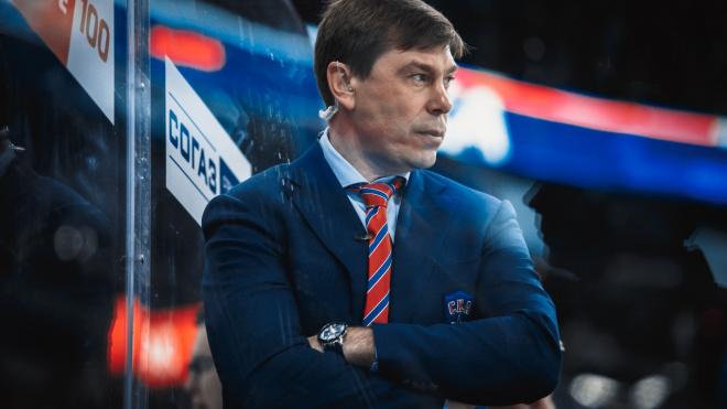 СКА: главным тренером стал Алексей Кудашов