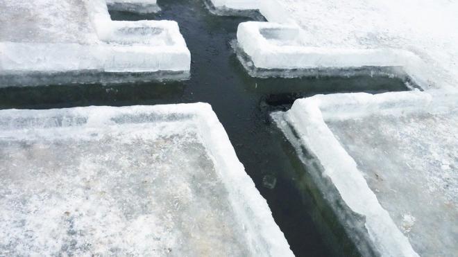 В Ленобласти разрешили Крещенские купания