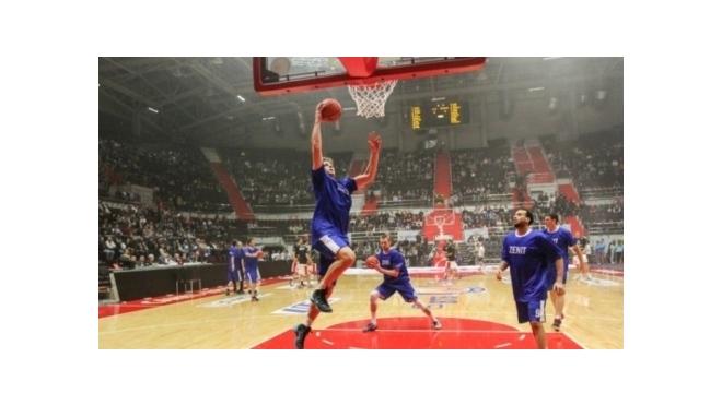 Баскетбол: Зенит - Кр.Крылья