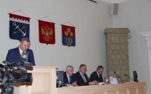 Депутаты Выборгского района обсудили муниципальный бюджет