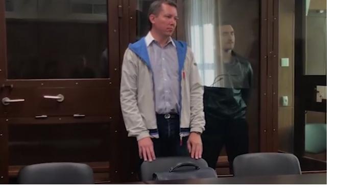 Павла Устинова отпустили под подписку о невыезде