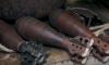 На Бармалеева при ремонте полов нашли боеприпас времен ВОВ
