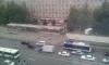 """Автомобиль вылетел на встречку и сбил пешехода около метро """"Автово"""""""