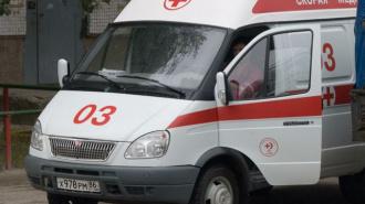 На футбольном поле в Москве упавший забор покалечил девочку, полиция выясняет обтоятельства ЧП