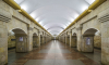 "Станция метро ""Крестовский остров"" закрыта на вход"