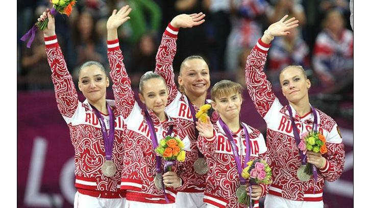 России грозит  отстранение  от Олимпийских игр