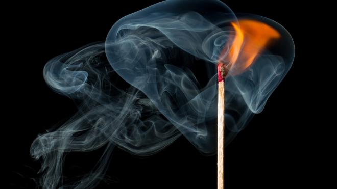 В Выборге сотрудники МЧС спасли 19 человек из горящего дома