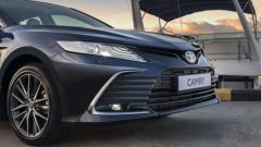 В России стартовали продажи обновленного седана Toyota Camry