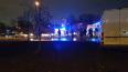 На проспекте Стачек сбили отца с семилетней дочкой