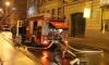 Пожар в Военно-медицинской академии в Петербурге начался с крыши