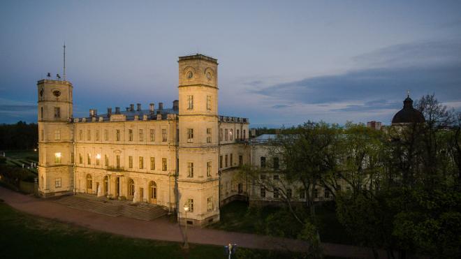 """Музей-заповедник """"Гатчина"""" сможет принимать до 1 млн посетителей в год"""