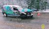 В Лужском районе Ленинградской области произошло ДТП