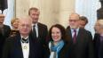 Президент Франции поздравил директора Эрмитажа с днем ро...