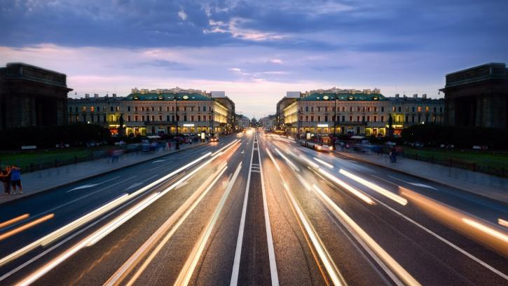 Петербург станет одним из самых комфортных городов после реализации планов по развитию дорожной инфраструктуры