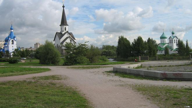 Жители Московского района обратились с предложением обустройства Пулковского парка