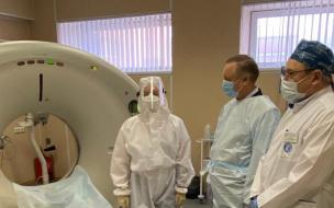 Главврач больницы № 31 рассказал о работе в условиях пандемии коронавируса